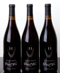 Domestic Pinot Noir, Halleck Pinot Noir . Hallberg Vineyard. 2006 Bottle (2).2007 Bottle (1). ... (Total: 3 Btls. )
