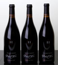 Domestic Pinot Noir, Halleck Pinot Noir . 2006 The Farm Vineyards Bottle (1).2005 Three Sons Cuvee Bottle (2). ... (Total: 3 Btls. )