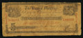 Canadian Currency: , Montreal, Canada East- Bank of Montreal Brantford Issue Counterfeit$5/25 Shillings Apr. 5, 1852 Ch. 505-26-12-10C. ...