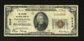 National Bank Notes:West Virginia, Parkersburg, WV - $20 1929 Ty. 1 The Citizens NB Ch. # 2649. This is the first appearance of this bank in one of our Int...