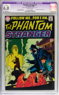 Silver Age (1956-1969):Horror, The Phantom Stranger #1 (DC, 1969) CGC Apparent FN 6.0 Slight (A)Off-white pages....