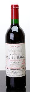 Red Bordeaux, Chateau Lynch Bages 1989 . Pauillac. wasl. Bottle (1). ...(Total: 1 Btl. )