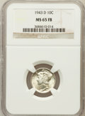 Mercury Dimes: , 1943-D 10C MS65 Full Bands NGC. NGC Census: (1372/2619). PCGSPopulation (4436/4213). Mintage: 71,949,000. Numismedia Wsl. ...