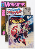 Magazines:Miscellaneous, Comic Books - Assorted Comic Magazines Group (Various, 1968-75)Condition: Average VG/FN.... (Total: 7 Comic Books)