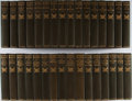 Books:Fine Bindings & Library Sets, William Makepeace Thackeray. The Works of Thackeray. New York: Scribner's, 1903-1904. Kensington Edition. Complete... (Total: 32 Items)