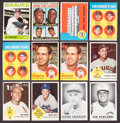 Baseball Cards:Lots, 1960 - 1966 Fleer, Leaf & Topps Baseball Collection (248)....