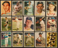 Baseball Cards:Lots, 1957 Topps Baseball Collection (250) With Many Stars. ...