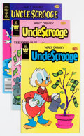 Bronze Age (1970-1979):Cartoon Character, Uncle Scrooge File Copies Group (Gold Key, 1978-80) Condition:Average VF/NM.... (Total: 16 Comic Books)