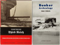 Books:World History, [WWII German Fortifications]. Two Important Books on German Atlantic Wall Fortifications including: Paul Virilio. Bu... (Total: 2 Items)
