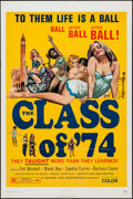 "Movie Posters:Sexploitation, The Class of '74 & Other Lot (General Film, 1972). One Sheets(2) (27"" X 41""). Sexploitation.. ... (Total: 2 Items)"