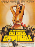"Movie Posters:Adventure, Slave of the Cannibal God (UGC/CFDC, 1978). French Grande (45.5"" X61.5""). Adventure.. ..."