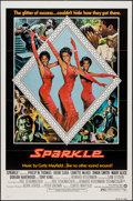 """Movie Posters:Black Films, Sparkle and Other Lot (Warner Brothers, 1976). One Sheets (2) (27""""X 41"""") Style B. Black Films.. ... (Total: 2 Items)"""