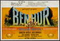 "Movie Posters:Academy Award Winners, Ben-Hur (MGM, 1959). Belgian (14"" X 21""). Academy Award Winners....."