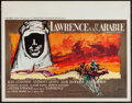 "Movie Posters:Academy Award Winners, Lawrence of Arabia (Columbia, 1962). Belgian (16.5"" X 21.5"").Academy Award Winners.. ..."