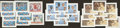 Baseball Collectibles:Others, Baseball Greats Signed Lithographs Lot of 26....