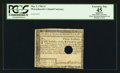 Colonial Notes:Massachusetts, Massachusetts May 5, 1780 $3 PCGS Apparent Extremely Fine 45.. ...