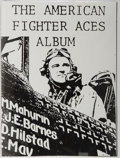Books:Americana & American History, William N. Hess, editor. The American Fighter Aces Album.American Fighter Ace Association, 1979. Second printin...
