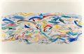 Post-War & Contemporary:Contemporary, ANN THORNYCROFT (British/American, b. 1944). Untitled 156,1981. Watercolor on paper. 26 x 40 inches (66.0 x 101.6 cm). ...