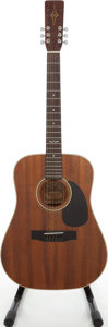 Musical Instruments:Acoustic Guitars, Early 1980s Alvarez 5221 12-String Natural Acoustic ElectricGuitar....