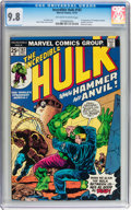 Bronze Age (1970-1979):Superhero, The Incredible Hulk #182 (Marvel, 1974) CGC NM/MT 9.8 Off-white towhite pages....