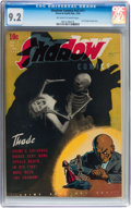 Golden Age (1938-1955):Horror, Shadow Comics V3#11 (Street & Smith, 1944) CGC NM- 9.2Off-white to white pages....