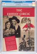 Magazines:Miscellaneous, The Family Circle V17#17 (Family Circle Inc., 1940) CGC VF 8.0Cream to off-white pages....