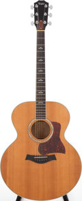 Musical Instruments:Acoustic Guitars, 1990s Taylor 615 Natural Acoustic Guitar, Serial # 16002. ...