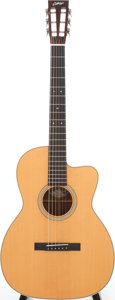 Musical Instruments:Acoustic Guitars, 2000 Collings 000-2EC Natural Acoustic Guitar, Serial # 5693....