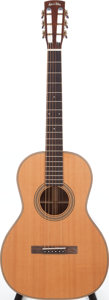 Musical Instruments:Acoustic Guitars, 2008 Huss & Dalton 00-SP Natural Acoustic Guitar, Serial #2089....