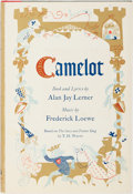 Books:Literature 1900-up, Alan Jay Lerner [text and lyrics]. Camelot. Random House,1961. First edition, first printing. Toning to board e...