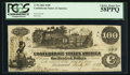 Confederate Notes:1862 Issues, T39 $100 1862 PF-9 Cr-291.. ...