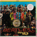 Music Memorabilia:Recordings, Beatles Sgt. Pepper's Lonely Hearts Club Band Stereo LP(Capitol SMAS 2653, 1967)....