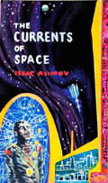 Original Comic Art:Covers, Emsh (Edmund Emshwiller) The Currents of Space CoverPreliminary Original Art (Lancer, 1963)....