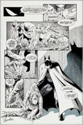 Original Comic Art:Panel Pages, Marshall Rogers and Terry Austin Batman: Dark Detective #5Page 7 Original Art (DC, 2005)....