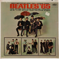 Music Memorabilia:Recordings, Beatles '65 Sealed Mono LP (Capitol T 2228, 1965)....