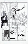 "Original Comic Art:Complete Story, John Romita Jr. and Scott Hanna Amazing Spider-Man #54 Complete 22-Page Story ""The Balancing of Karmic Accounts"" O..."