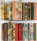 Books:Fiction, [Modern Fiction and Genre]. Hardy, Merritt, and Others. Group of 25 Books. Various publishers. Generally very good or better... (Total: 25 Items)