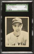 "Baseball Cards:Singles (1930-1939), 1939 Play Ball Joe DiMaggio #26 SGC 10 Poor 1 - Rare ""Sample"" Card! ..."
