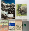 Books:Natural History Books & Prints, [Natural History]. Himalayas, Galapagos, and Others. Group of 6 Books. Various publishers. Generally very good condition.... (Total: 6 Items)
