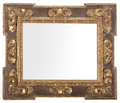 Furniture , AN ITALIAN MIRROR. Modern. 41 x 34 inches (104.1 x 86.4 cm). ...