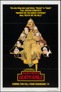 "Movie Posters:Mystery, Death on the Nile (Paramount, 1978). One Sheet (27"" X 41"") Advance.Mystery.. ..."