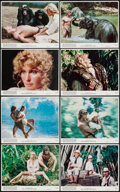 "Movie Posters:Adventure, Tarzan the Ape Man (MGM, 1981). Mini Lobby Card Set of 8 and Photos(20) (8"" X 10""). Adventure.. ... (Total: 28 Items)"