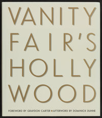 "Vanity Fair's Hollywood (Viking Studio, 2000). Hardcover Book (320 Pages, 10.5"" X 12""). Miscellaneous"