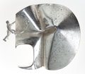 Silver Smalls:Other , A BJÖRN WECKSTRÖM (Finnish, b.1935) SILVER LAPPONIA FIGURAL BROOCH:LOST IN SPACE . Circa 1970. Marks: (Lapponia mar...