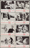 """Movie Posters:Science Fiction, The 10th Victim (Embassy, 1965). Lobby Card Set of 8 (11"""" X 14""""). Science Fiction.. ... (Total: 8 Items)"""