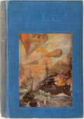 Books:Science Fiction & Fantasy, H. G. Wells. The War In the Air. George Bell, 1908. First edition, first printing. Light rubbing and toning to cloth...
