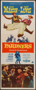 """Movie Posters:Comedy, Pardners (Paramount, 1956). Insert (14"""" X 36""""). Comedy.. ..."""