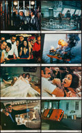 "Movie Posters:James Bond, Diamonds are Forever (United Artists, 1971). Mini Lobby Card Set of8 (8"" X 10""). James Bond.. ... (Total: 8 Items)"