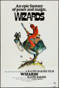 "Movie Posters:Animation, Wizards (20th Century Fox, 1977). One Sheet (27"" X 41"") Style A. Animation.. ..."