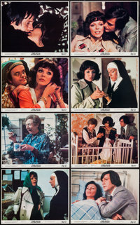"""The Devil within Her (American International, 1975). Mini Lobby Card Set of 8 (8"""" X 10""""). Horror. ... (Total:..."""